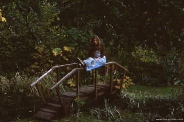 Bridge with Linda 1978