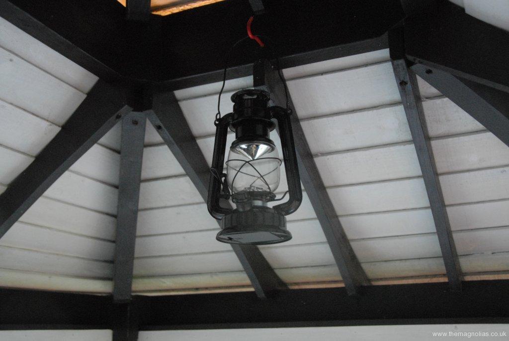LED oil lamp - 18th Dec