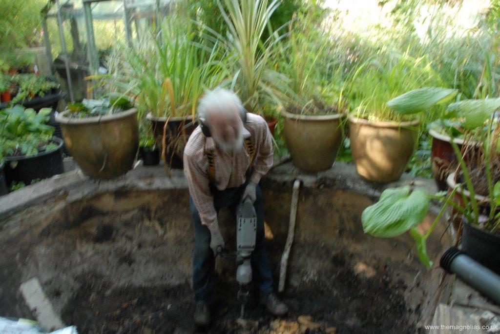 Vibrating Pensioner