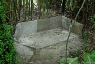 Arbour Seat Base