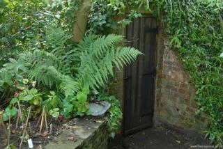 New Air-raid Shelter Door