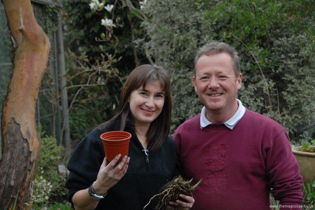 Karen & Denis, Hard Workers
