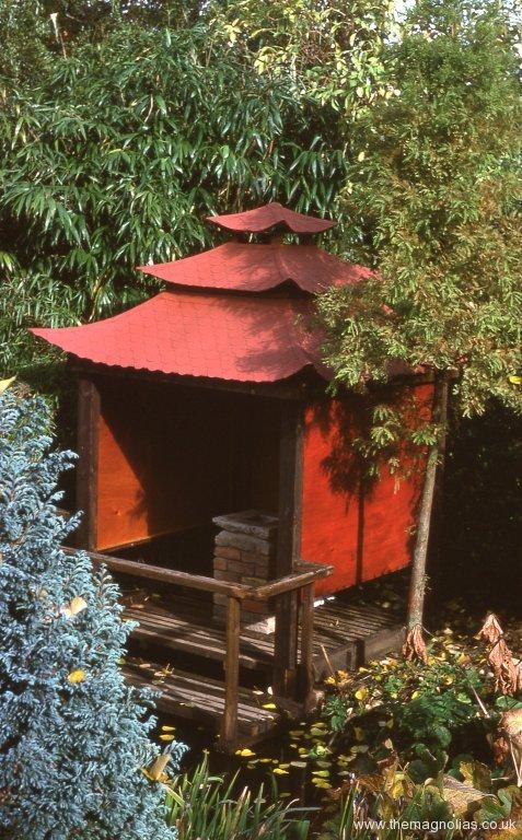 ist. Pagoda 1976