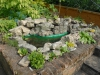 Little Rockery and Pool